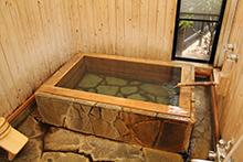 貸切檜内風呂