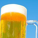 湯上りグビグビ~っとグラス生ビール1名様1杯お付けいたします。
